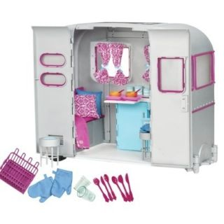Camper Fits American Girl or Any 18 Doll Lanie McKenna Kanani Julie