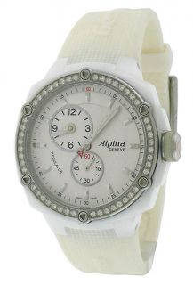 Alpina Extreme Regulator Diamond White Automatic Men's Watch Al