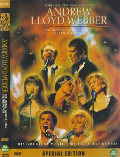 Andrew Lloyd Webber Royal Albert Hall DVD