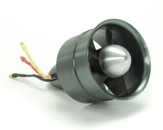 RC Lander 3900KV Motor 68mm Fan Combo for 3 4S RC Jet