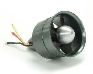 RC Lander 3900KV Motor 68mm Fan Combo for 3 4S RC Jet