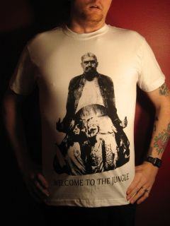 GG Allin Guns N Roses T Shirt Sizes Small thru x Large