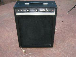 Vintage Montgomery Ward Guitar Amp Amplifier Airline GA2