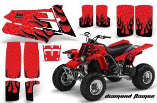 AMR Quad Graphics Kit Stickers Decal Yamaha Banshee 350