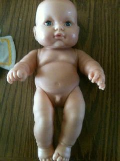 Anatomically Correct Baby Boy Doll 12 Tall