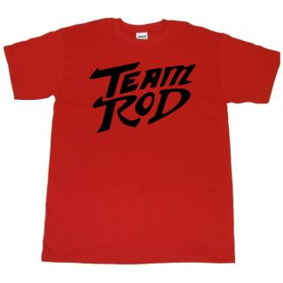 Team Rod T Shirt Costume Hot Rod Kimble Andy Samberg New