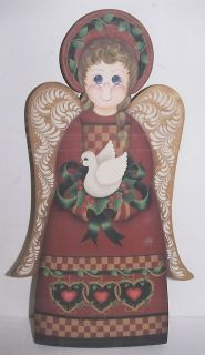 christmas peace angel decorative painting pattern exclusive designs