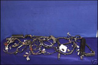 89 FORD MUSTANG BODY WIRING HARNESS 5.0 302 ENGINE lx coupe sedan