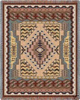 Native American Indian Pattern New Blanket Afghan Throw