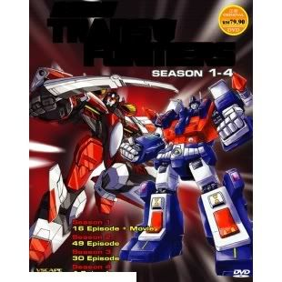 Transformers   Complete TV Series DVD Box Set Season 1   4 + Movie
