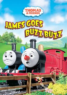 Thomas and Friends James Goes Buzz Buzz, Good DVD, George Carlin