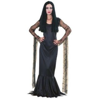 fancy dress morticia addams family small rubies from united kingdom