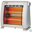 optimus h 5210 infrared quartz radiant heater new n box