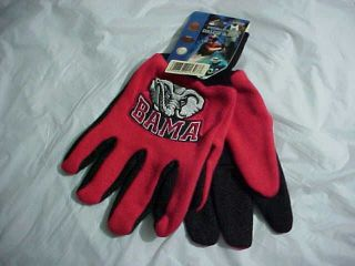 alabama crimson tide utility glove great for driving too time