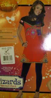 alex wizard of waverly place red dress costume l 12