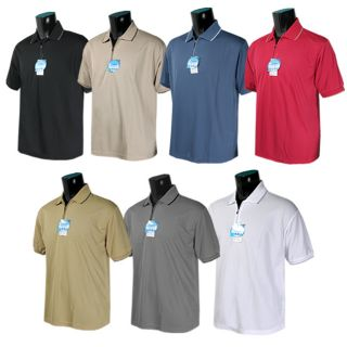 Polo Shorts Shirts Golf Tops Athletic Shirts Quick Absorption Fast Dry