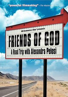 Friends of God A Road Trip with Alexandra Pelosi DVD, 2007