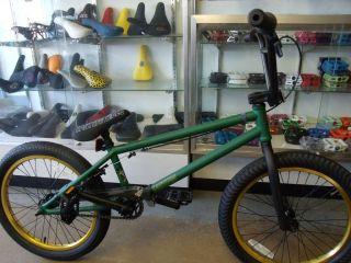 eastern bikes shovelhead matte green gold 2013 bmx bike time