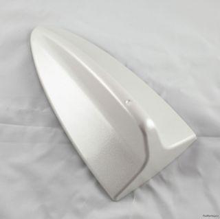 White Shark Fin Antenna Cadillac cts STS SRX Escalade