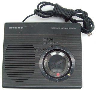 Radio Shack Automatic TV Antenna Rotator Control Box 15 1245