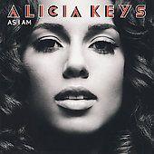 alicia keys as i am cd new sealed time left