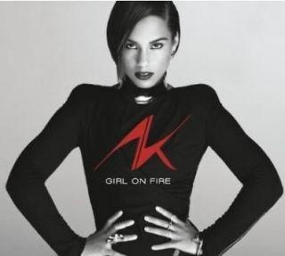 alicia keys girl on fire 2012 cd new sealed digipak