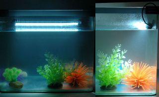 Aquarium Fish Tank 57 LED Bar White Light Lighting Lamp
