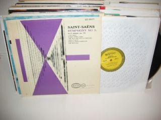 OTTERLOO Saint saens Symphony No.3 Organ Feike Asma LP Epic LC 3077
