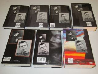 Stephen King Complete Series All Hardcover Set w Illustration