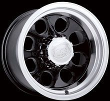 jdwheels 15x10 ion alloy 171 5165b black 5x114 3 38mm