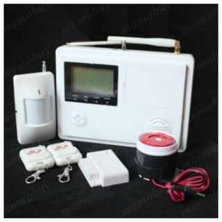 Office Factory Security System Burglar Alarm Auto Dialer 5800