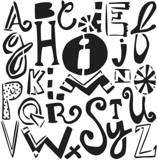 free alphabet stencil patterns lena patterns