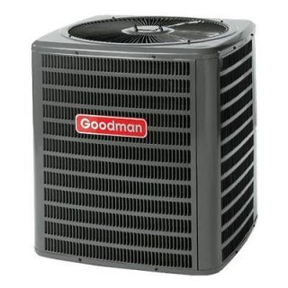 Goodman 2.5 Ton 13 SEER Heat Pump Air Conditioner R22 Condenser