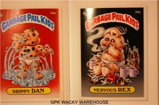 2012 ABRAMS GARBAGE PAIL KIDS HISTORY BOOK 223 PAGES 1ST 5TH SERIES