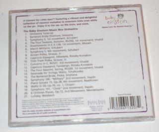 baby einstein traveling melodies for baby music cd 2005 baby einstein