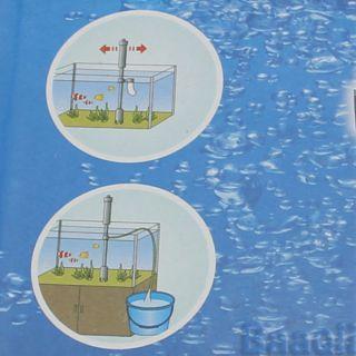 Water Pump Gravel Cleaner for Fish Tank Aquarium Filter Hot