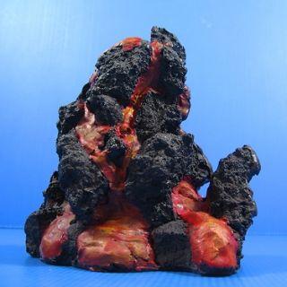 Devil Oil Lamp Skull Cave 6 7x4 9x9 8 Aquarium Ornament Decor