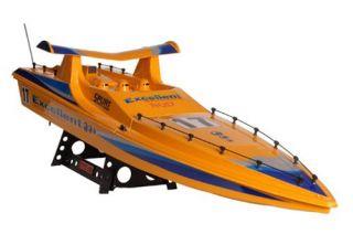 Este barco sport está construido con plástico de policarbonato Hull