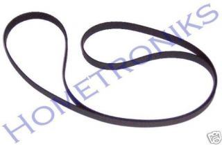 Turntable Drive Belt Fits Ariston RD11 RD40 New