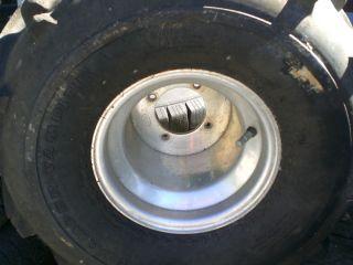 Super Swamper Vampires TSL ATV Tires Rims