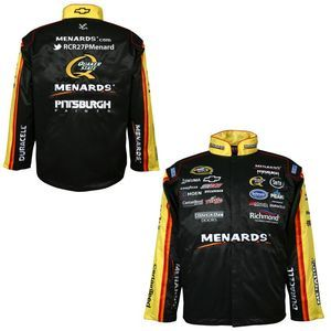 Paul Menard 2012 Chase Authentics 27 Menards Uniform Replica Jacket