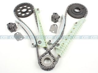 97 00 Ford Engine Timing Chain Kit 4 6L SOHC DOHC V8 E 150 F 150 Crown