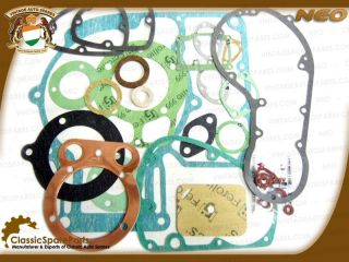 Engine Gasket Overhaul Kit Royal Enfield Vintage Auto Spares