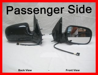 this is a brand new outside side view mirror power non heated right