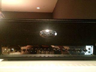 52 ATX   100 Watt Electric Guitar TUBE Amp Head w/ Footswitch