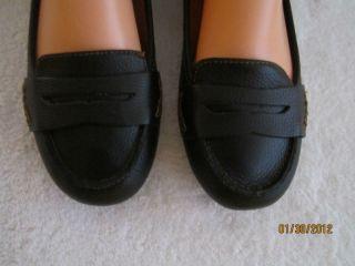 BOC Born Concept Black Flat Shoes Style Borage Size 9