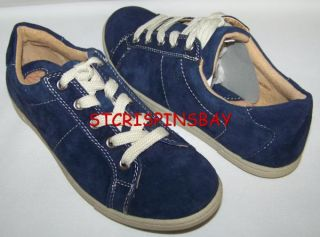 BORN BOC PAYSON BLUE SNEAKERS 6.5 WOMENS NEW SUEDE LEATHER SHOES