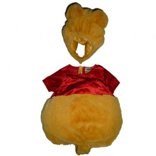 Bear Halloween Kids Toddler Baby Costume Kostüm Boy 18 Month