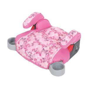 Graco Baby Child Toddler Pink Booster Car Safety Seat
