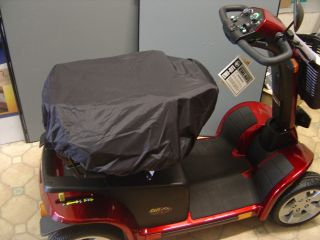 New Mobility Scooter Parking Seat Cover Universal